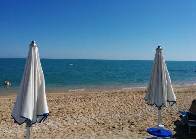 Spiagge attrezzate