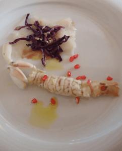 Mira Conero Ristorante - Carpaccio di pesce