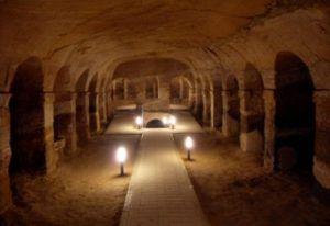 Conero - Itinerari - Grotte