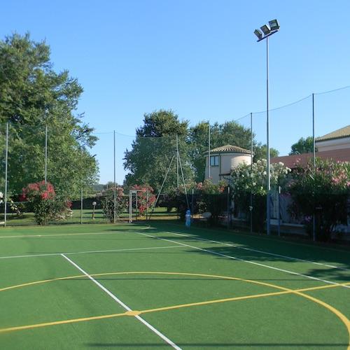 Mira Conero Cerimonie - Campo da Tennis