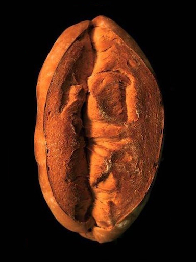 Ingredienti del ristorante - pane