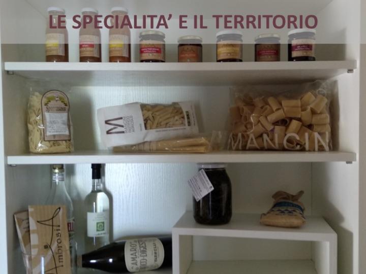 Mira Conero Hotel: le Specialità e il Territorio